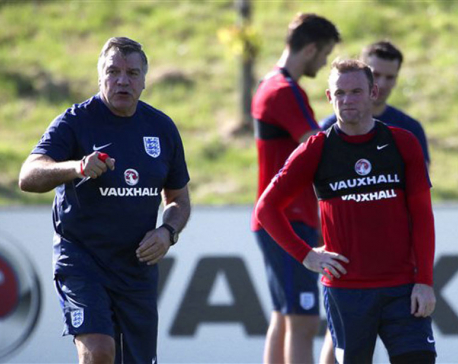 England manager Allardyce probed by FA over newspaper sting