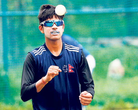Lamichhane lands lucrative IPL deal