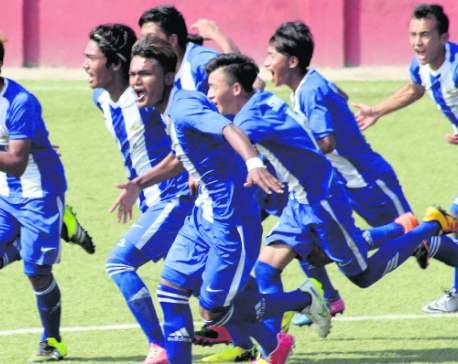 Sankata, Army to vie for U-18 title
