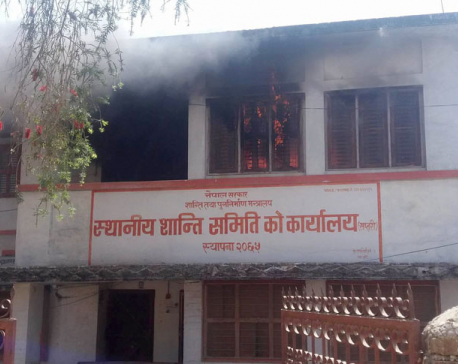 UDMF cadres clash with police in Saptari (Update)