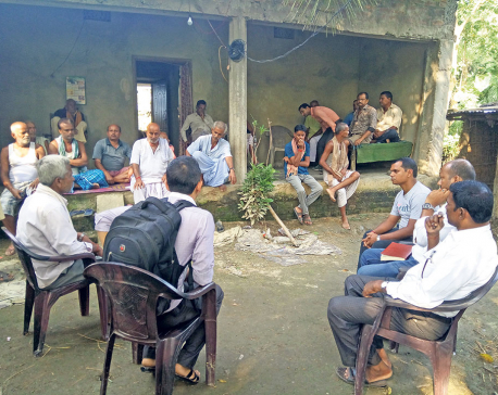 Saptari in grief right after Chhat merriment: six of a family die in accident