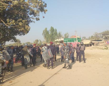 Firing in Sarlahi as RJP cadres clash with NC cadres
