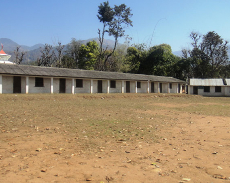 Government schools emptying: A case from Surkhet