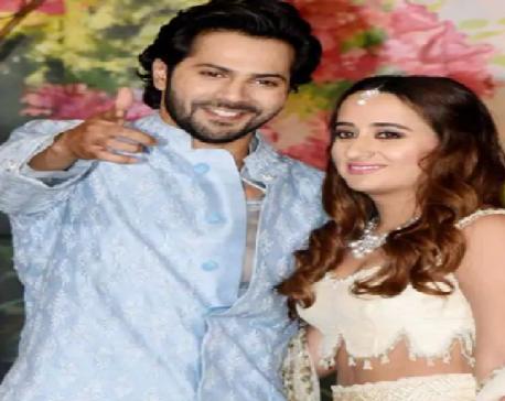 Varun Dhawan rubbishes reports of roka with Natasha Dalal
