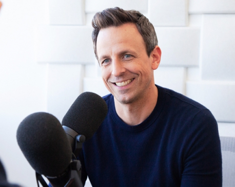 Seth Meyers' Netflix stand-up special to debut on Nov 5