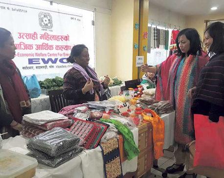 Seven Spices hosts 'Aa Aafnai Bazaar'