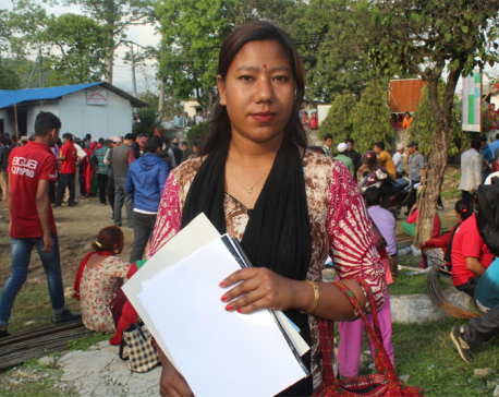 Sex composition of mayoral candidates lopsided in Dhading