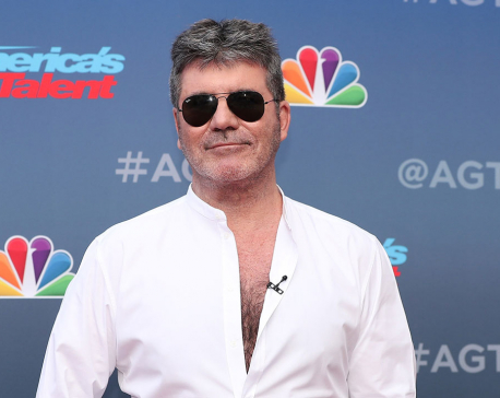 Music mogul Simon Cowell walks five miles a day