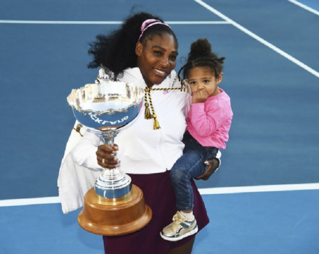 Serena Williams breaks 3-year title drought at ASB Classic