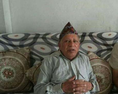 Progressive littérateur Sharma no more