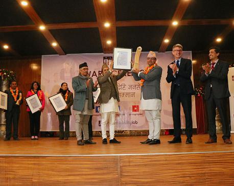 Shesh Narayan wins Integrity Idol 2017
