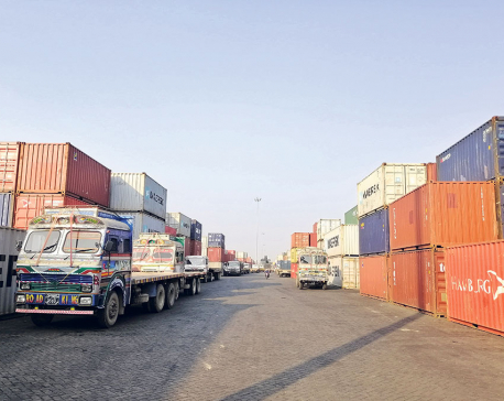 Third country import declines by 20 pc
