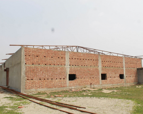 Construction continues even after three months of national games