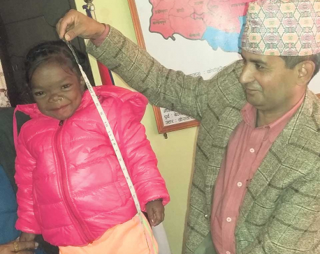 32-inch tall Malati could be Nepal's shortest woman