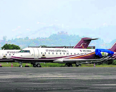 Shree Airlines operates proven flight to Biratnagar