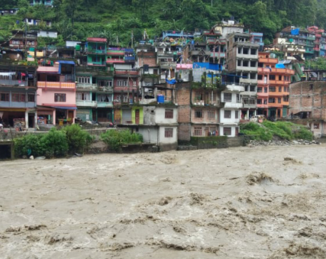 18 killed, 20 missing and 11 injured due to floods, landslides in Sindhupalchowk in past three weeks