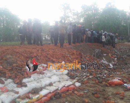 Nepali man dies in SSB gunfire