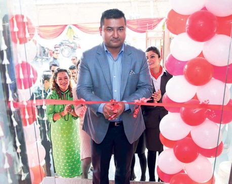 Smart Telecom's SmartCell opens Smart Centre in Putalisadak