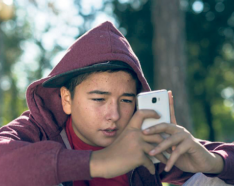 Smartphones in class affect student's ability to concentrate