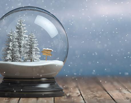 Stuck in a Snow Globe