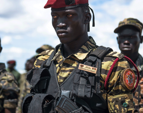 U.S. to impose arms embargo on South Sudan to end conflict - sources