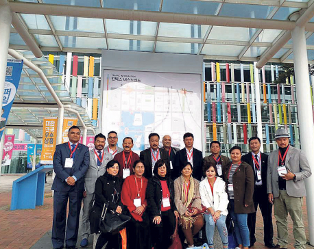 Hotel association promotes Nepal in South Korea
