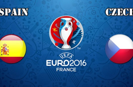Euro 2016 Spain vs Czech Republic : European champions begin title defense