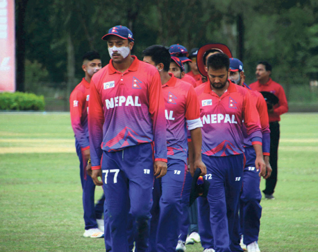 Debate over Nepal's debacle in Malaysia; players at losing side again
