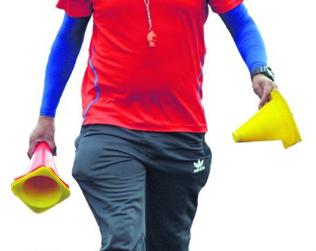 'Nepali coaching style failing to make players intelligent'