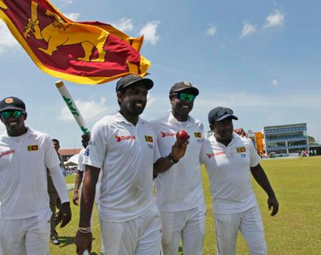 Sri Lanka beats Australia by 229 runs and take series 2-0