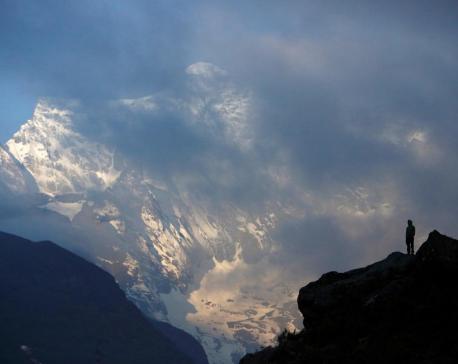 Nepali Sherpas wait, grow potatoes as Himalayas remain closed due to coronavirus
