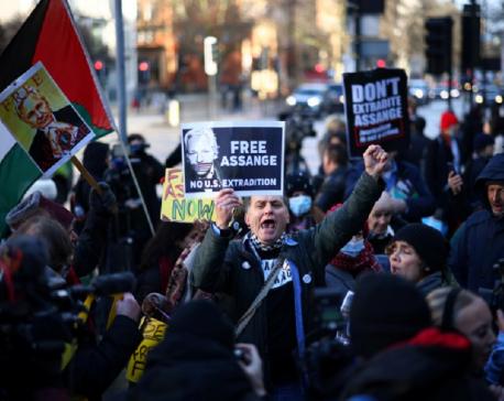 WikiLeaks' Assange denied bail by London court