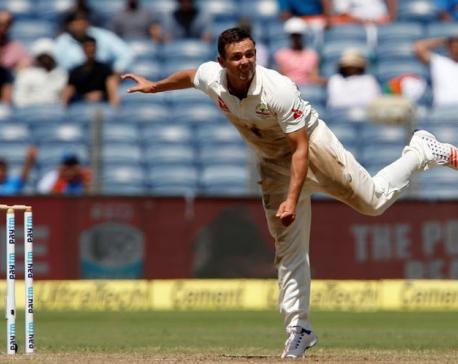 Australia call up O'Keefe to replace injured Hazlewood