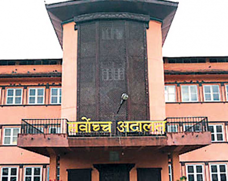 Apex court gives a nod to review its own verdict involving the murder of businessman Shrestha