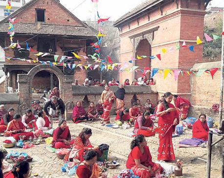 Shree Swasthani Brata Katha Concludes