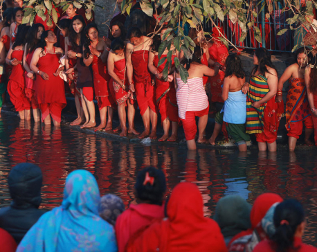 Shreeswasthani Bratkatha concludes amid rituals