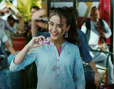 Center Fruit names actress Swastima Khadka as its brand ambassador