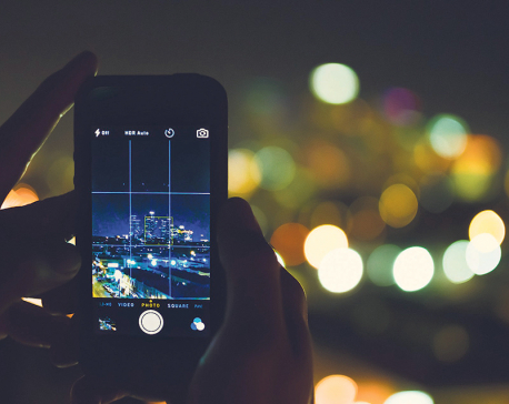 Tricks for taking good Instagram photos