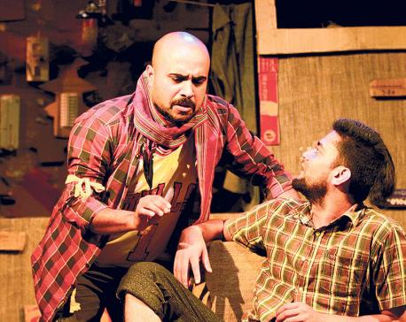 'Sake Tiraula Natra Firima': a blend of humor and satire