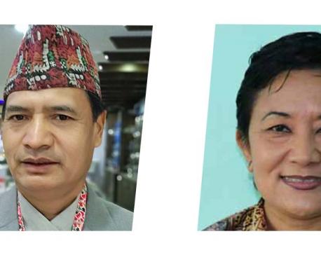 Sher Bahadur Tamang and Ushakala Rai join NCP's Oli camp