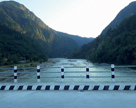 Tanahu Hydroelectric Project works in full swing