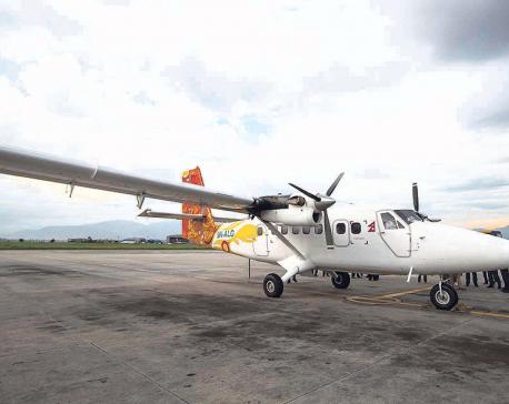Tara Air brings new Twin Otter