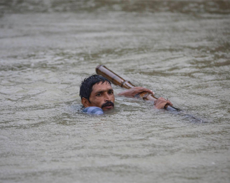 Flood death toll climbs to 80: Nepal Police