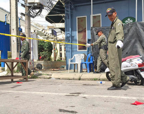 Thai bombings: A look at who may have been responsible