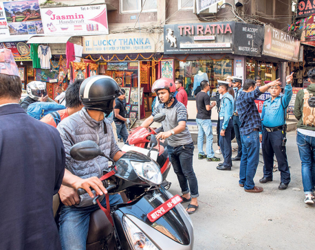 Thamel transforming to welcome more tourists