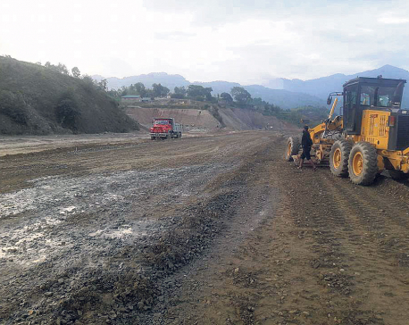 Construction of Thamkhara airport delayed