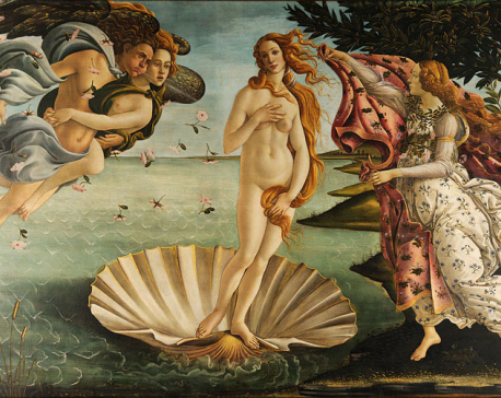 The famous five : Five works of art you should know