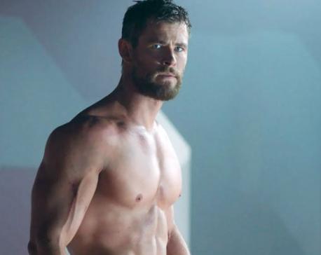 Chris Hemsworth offers free home workouts during coronavirus lockdown