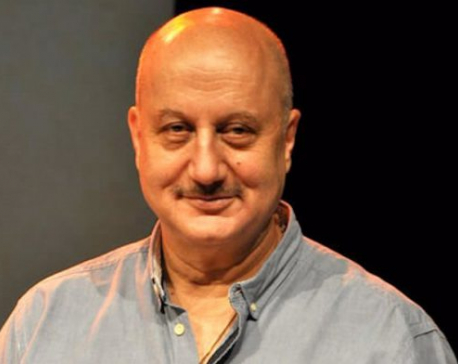Anupam Kher opts self isolation after returning from New York