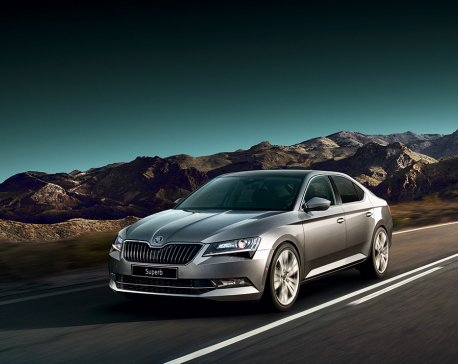 Third-generation Skoda Superb unveiled at NADA Auto Show